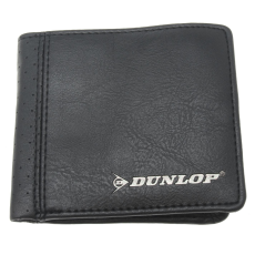 Dunlop PU pénztárca fekete