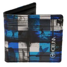 Hot Tuna Photo pénztárca kék mintás