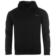 Slazenger Férfi kapucnis pulóver fekete 3XL