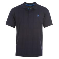 Dunlop Check Golf férfi galléros póló tengerészkék 3XL