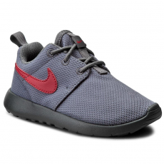Nike Cipők NIKE - Roshe One (PS) 749427 035 Dark Grey/Gym Red/Anthracite