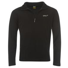 Gelert Atlantis Micro férfi polár pulóver fekete XL