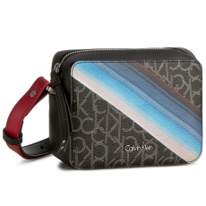 Calvin Klein Black Label Táska CALVIN KLEIN BLACK LABEL - Tin4 Small Crossbody K60K602407 910