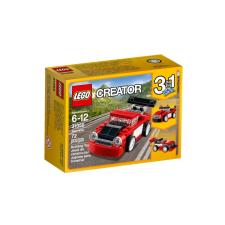 LEGO Creator Vörös versenyautó 31055 lego