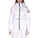 Adidas PERFORMANCE Női Végigzippes pulóver ZNE HOODY WHITE
