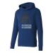 Adidas Blúz adidas Sport ID Branded Pullover Hood French Terry M BQ1692