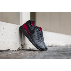 Nike Roshe Tiempo VI FC Black/ Black- Team Red
