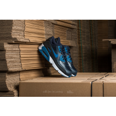 Nike Air Max 90 Leather (PS) Dark Obsidian/ Court Blue-Black