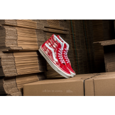 Vans SK8-HI 38 Reissue (50Th) Stv/ Pïrate Santa/ Red