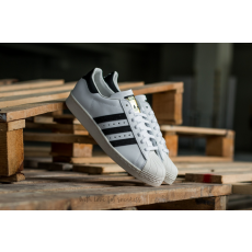 ADIDAS ORIGINALS adidas Superstar 80s White/Black1/Chalk2