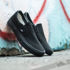 Vans Classic Slip-On Black/ Black