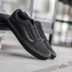 Vans Old Skool Lite+ Canvas Black/ Black