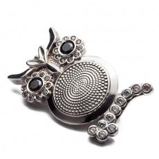 Shoeclipper Goldie H´owl Silver