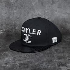 Cayler & Sons WL No.1 Cap Black/ White/ Carbon