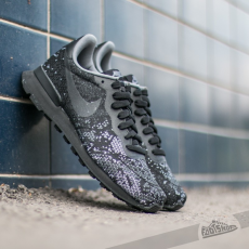 Nike Internationalist JCRD Black/ Black-Dark Grey- Wolf Grey