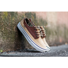 Vans Brigata (Canvas & Leather) Moroccan Geo/ Khaki