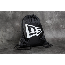 New Era Gym Sack Black