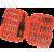 BLACK+DECKER A7039-XJ 45 darabos racsnis készlet