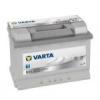 Varta Silver Dynamic E44 12V 77Ah autó akkumulátor 577400