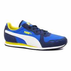 Puma 358397 01 PEACOAT-WHITE-STRONG BLUE