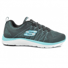 Skechers 12224/BKLB BLACK/LIGHT BLUE