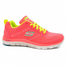 Skechers 12076/PKYL PINK/YELLOW