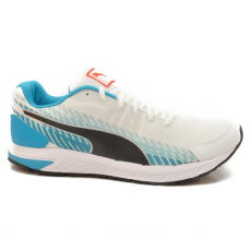Puma 188531 01 WHITE-BLACK-ATOMIC BLUE