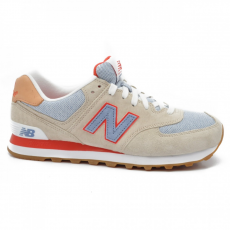 New Balance ML574PIC BB BEIGE/BLUE