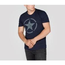 Alpha Industries Star T - replica blue