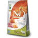Natural & Delicious; Farmina N&D Dog Grain Free vaddisznó&alma sütőtökkel adult mini 2.5kg