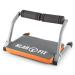 KLARFIT Klarfit Abhatch AB Core Trainer hasizom edzőgép, sokoldalú térningeszköz, szürke/narancssárga