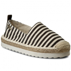 BIG STAR Espadrilles BIG STAR - W274003 White/Black