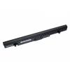 Toshiba Tecra C50 series 2200 mAh 4 cella fekete notebook/laptop akku/akkumulátor utángyártott