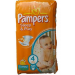 Pampers Sleep&Play 4 pelenka 7-14kg 50db