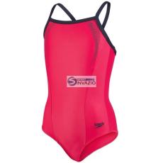 Speedo Strój kąpielowy Speedo Sports Logo Thinstrap Junior 8-09729B100