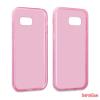 CELLECT Samsung Galaxy A320 vékony szilikon hátlap, Pink