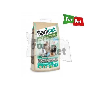 Macskaalom Sanicat Clean&Green Cellulóz 10l