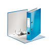 Leitz Iratrendező, 52 mm, A4, PP/karton, lakkfényű, LEITZ 180 Wow, kék E10060036