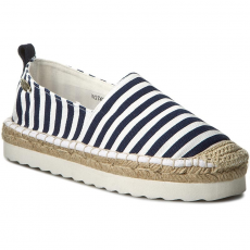 BIG STAR Espadrilles BIG STAR - W274002 White/Navy