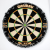 - Darts tábla sisal, Winmau BLADE Champion Choice Dual Core