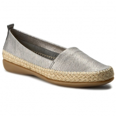 The Flexx Espadrilles THE FLEXX - Rapid A101/08 Pewter 40