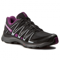 Salomon Cipők SALOMON - Xa Lite W 394655 20 V0 Black/Magnet/Grape Juice