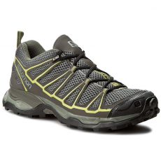 Salomon Bakancs SALOMON - X Ultra Prime 394741 27 M0 Castor Gray/Beluga/Fern
