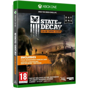 Microsoft State of Decay: Year - One Survival Edition Xbox One