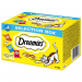Dreamies Selection Box 4 x 30 g - Csirke, sajt, lazac, marha