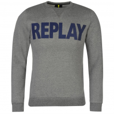 Replay Felső Replay Large Logo Chest fér.