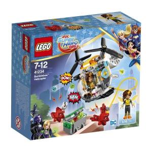 LEGO DC Super Hero Girls: 41234 Bumblebee helikoptere