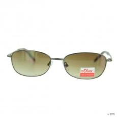 Barna s.oliver napszemüveg 4073 C2 barna csillógó SO40732