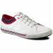 Le Coq Sportif Teniszcipő LE COQ SPORTIF - Saint Gaetan Gs Boys Cvs 1710046 Optical White/Vintage Red