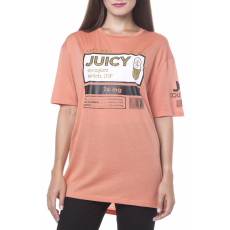 Juicy Couture Juicy Label Fashion Póló